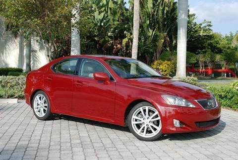 2006 Lexus IS 250 for sale at Auto Quest USA INC in Fort Myers Beach FL