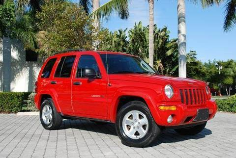 2003 Jeep Liberty for sale at Auto Quest USA INC in Fort Myers Beach FL