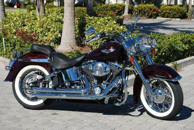 2005 Harley Davidson Softail Deluxe In Fort Myers Beach