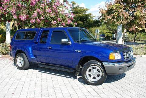 2002 Ford Ranger for sale at Auto Quest USA INC in Fort Myers Beach FL