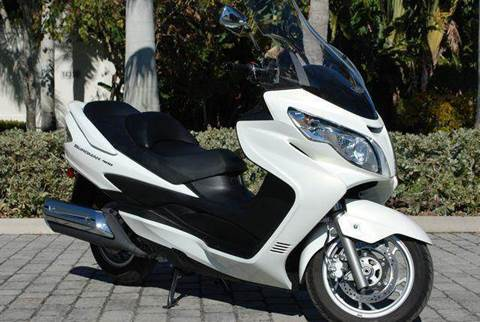 2009 Suzuki Burgman for sale at Auto Quest USA INC in Fort Myers Beach FL