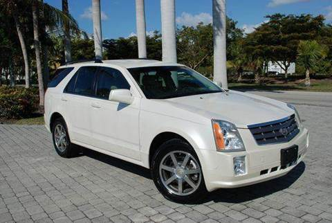 2004 Cadillac SRX for sale at Auto Quest USA INC in Fort Myers Beach FL