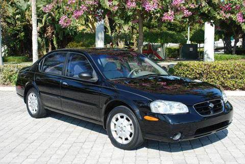 2000 Nissan Maxima for sale at Auto Quest USA INC in Fort Myers Beach FL