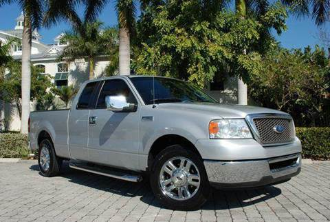 2006 Ford F-150 for sale at Auto Quest USA INC in Fort Myers Beach FL