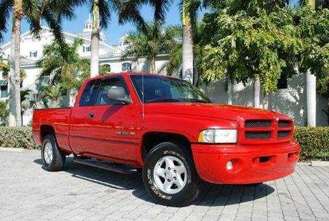 2001 Dodge Ram Pickup 1500 for sale at Auto Quest USA INC in Fort Myers Beach FL