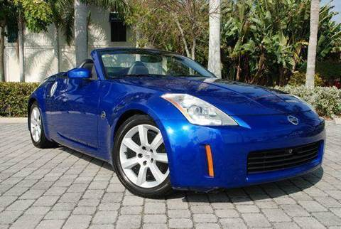 2005 Nissan 350Z for sale at Auto Quest USA INC in Fort Myers Beach FL