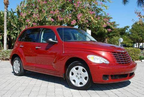 2007 Chrysler PT Cruiser for sale at Auto Quest USA INC in Fort Myers Beach FL
