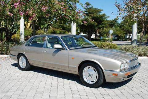 1995 Jaguar XJ for sale at Auto Quest USA INC in Fort Myers Beach FL