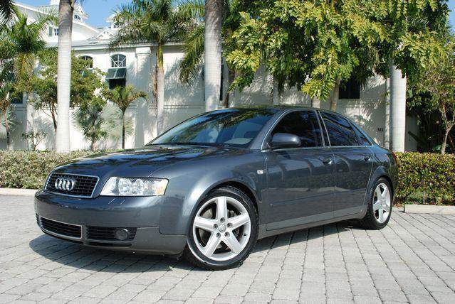 2002 Audi A4 30 Quattro In Fort Myers Beach Fl Auto Quest Usa Inc