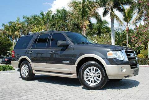 2007 Ford Expedition for sale at Auto Quest USA INC in Fort Myers Beach FL