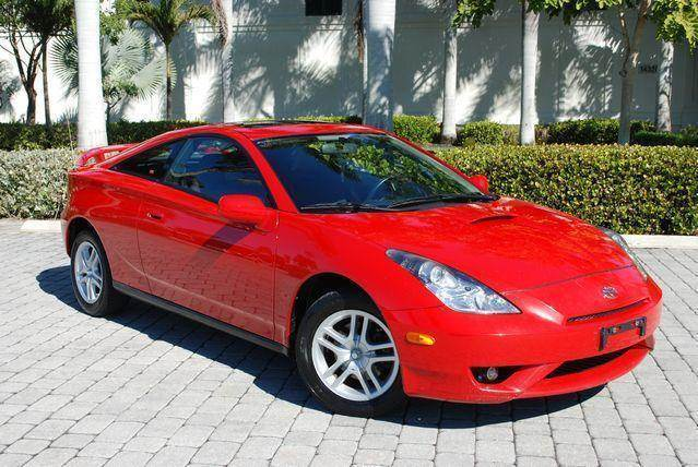 Awesome 2003 Toyota Celica For Sale At Auto Quest USA INC In Fort Myers Beach FL
