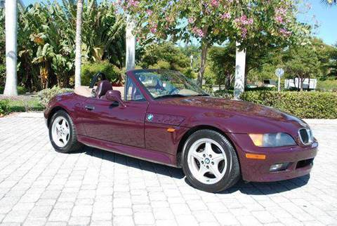 1998 BMW Z3 for sale at Auto Quest USA INC in Fort Myers Beach FL