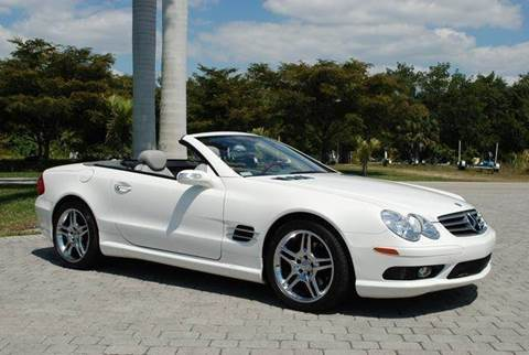 2006 Mercedes-Benz SL-Class for sale at Auto Quest USA INC in Fort Myers Beach FL