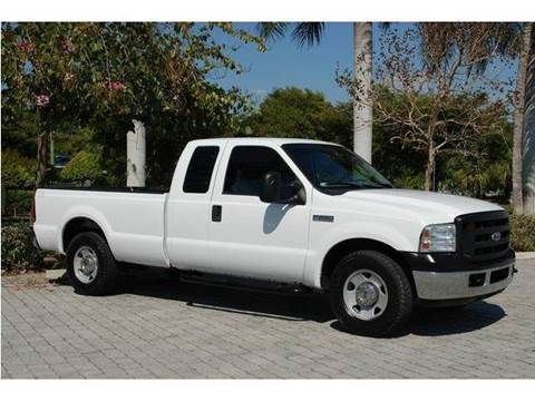 2006 Ford F-250 Super Duty for sale at Auto Quest USA INC in Fort Myers Beach FL