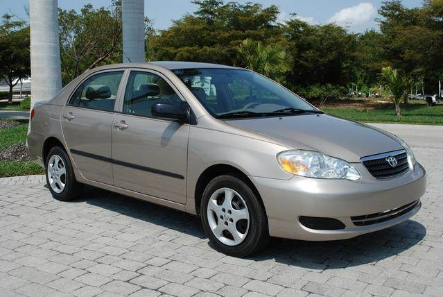 2005 Toyota Corolla For Sale At Auto Quest USA INC In Fort Myers Beach FL