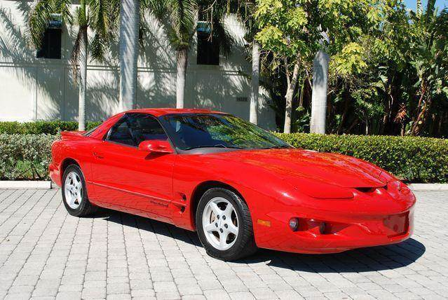 1998 Pontiac Firebird for sale at Auto Quest USA INC in Fort Myers Beach FL