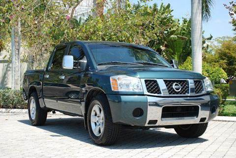 2004 Nissan Titan for sale at Auto Quest USA INC in Fort Myers Beach FL