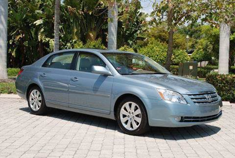 2007 Toyota Avalon for sale at Auto Quest USA INC in Fort Myers Beach FL