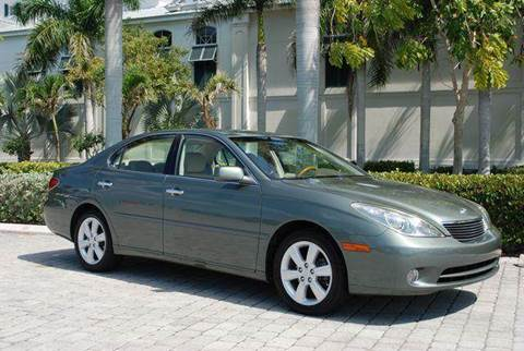 2005 Lexus ES 330 for sale at Auto Quest USA INC in Fort Myers Beach FL
