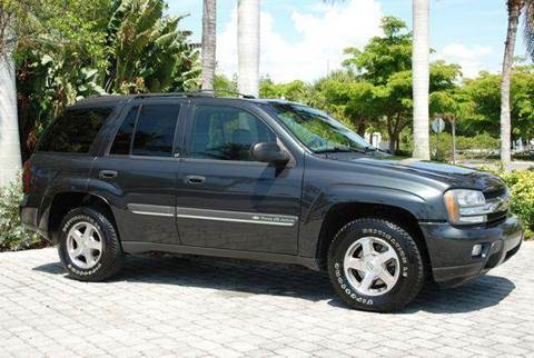 2002 Chevrolet TrailBlazer for sale at Auto Quest USA INC in Fort Myers Beach FL
