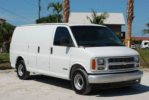 2002 Chevrolet Express for sale at Auto Quest USA INC in Fort Myers Beach FL