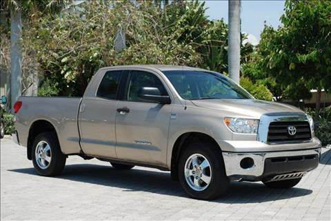2007 Toyota Tundra for sale at Auto Quest USA INC in Fort Myers Beach FL