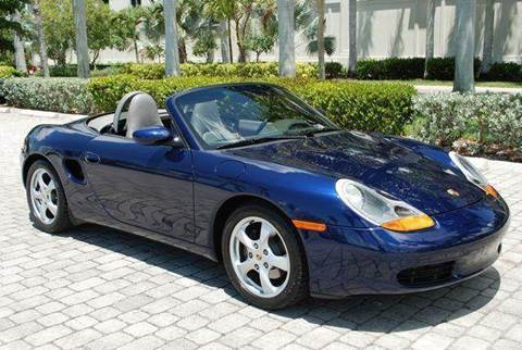 2002 Porsche Boxster for sale at Auto Quest USA INC in Fort Myers Beach FL