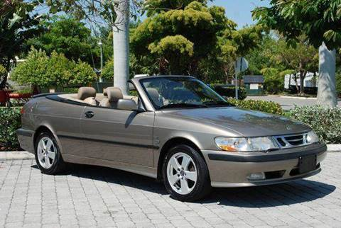2002 Saab 9-3 for sale at Auto Quest USA INC in Fort Myers Beach FL