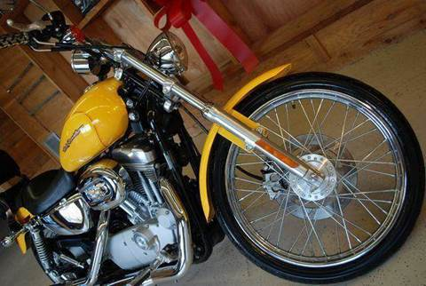 2005 Harley-Davidson XL Sportster 883C for sale at Auto Quest USA INC in Fort Myers Beach FL
