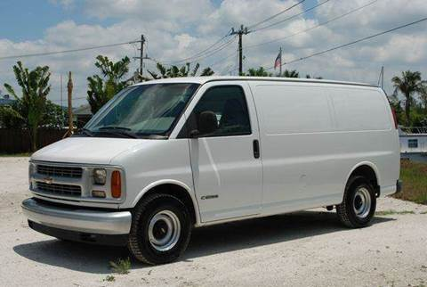 2000 Chevrolet Express for sale at Auto Quest USA INC in Fort Myers Beach FL