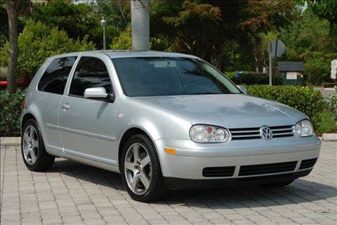 2002 Volkswagen GTI for sale at Auto Quest USA INC in Fort Myers Beach FL