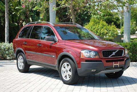 2003 Volvo XC90 for sale at Auto Quest USA INC in Fort Myers Beach FL