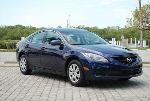 2010 Mazda MAZDA6 for sale at Auto Quest USA INC in Fort Myers Beach FL