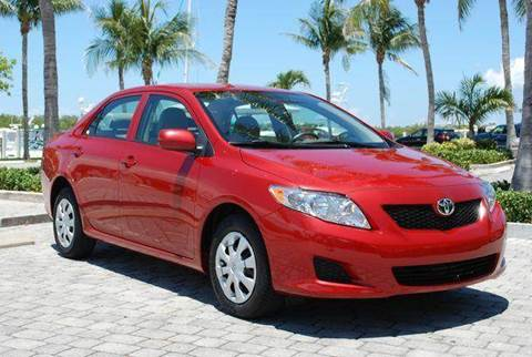 2010 Toyota Corolla for sale at Auto Quest USA INC in Fort Myers Beach FL