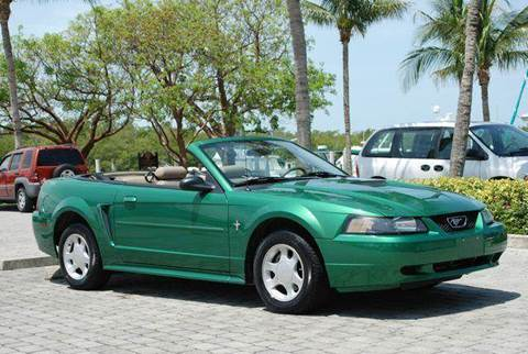 2001 Ford Mustang for sale at Auto Quest USA INC in Fort Myers Beach FL