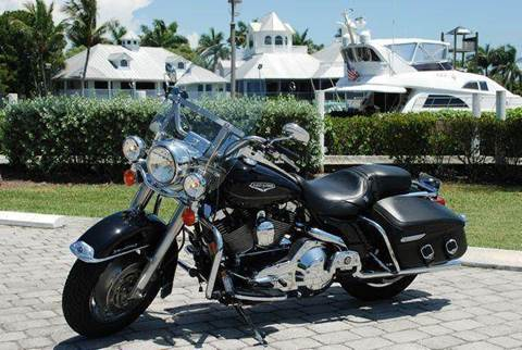 2006 Harley-Davidson Road King Classic for sale at Auto Quest USA INC in Fort Myers Beach FL