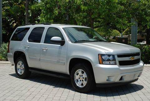 2011 Chevrolet Tahoe for sale at Auto Quest USA INC in Fort Myers Beach FL