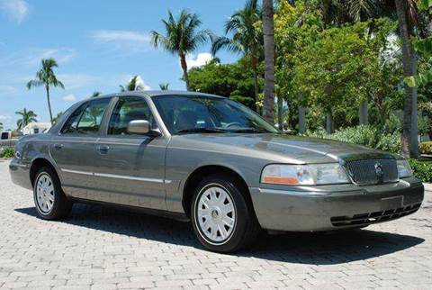 2004 Mercury Grand Marquis for sale at Auto Quest USA INC in Fort Myers Beach FL