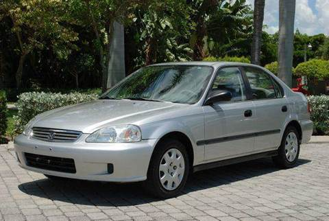 1999 Honda Civic for sale at Auto Quest USA INC in Fort Myers Beach FL