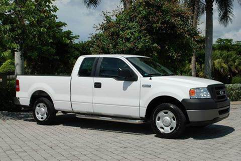 2007 Ford F-150 for sale at Auto Quest USA INC in Fort Myers Beach FL