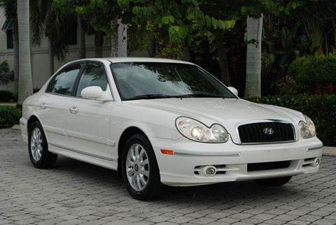 2004 Hyundai Sonata for sale at Auto Quest USA INC in Fort Myers Beach FL