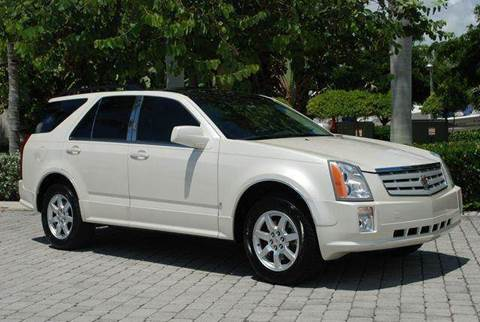 2008 Cadillac SRX for sale at Auto Quest USA INC in Fort Myers Beach FL