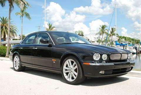 2005 Jaguar XJR for sale at Auto Quest USA INC in Fort Myers Beach FL