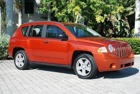 2008 Jeep Compass for sale at Auto Quest USA INC in Fort Myers Beach FL