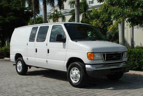 2006 Ford E-Series Cargo for sale at Auto Quest USA INC in Fort Myers Beach FL