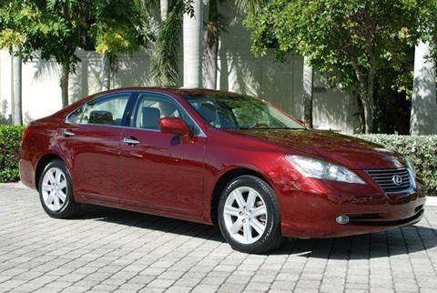 2007 Lexus ES 350 for sale at Auto Quest USA INC in Fort Myers Beach FL