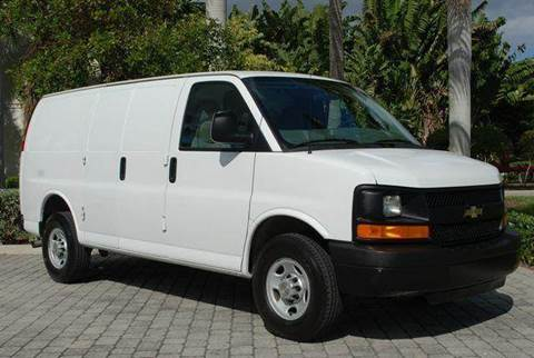 2009 Chevrolet Express for sale at Auto Quest USA INC in Fort Myers Beach FL