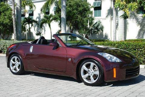 2006 Nissan 350Z for sale at Auto Quest USA INC in Fort Myers Beach FL