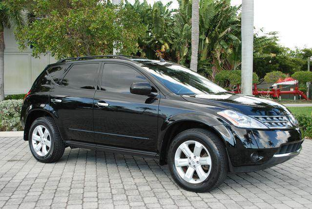 2006 nissan murano sl in fort myers beach fl auto quest usa inc. Black Bedroom Furniture Sets. Home Design Ideas