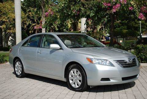2007 Toyota Camry Hybrid for sale at Auto Quest USA INC in Fort Myers Beach FL